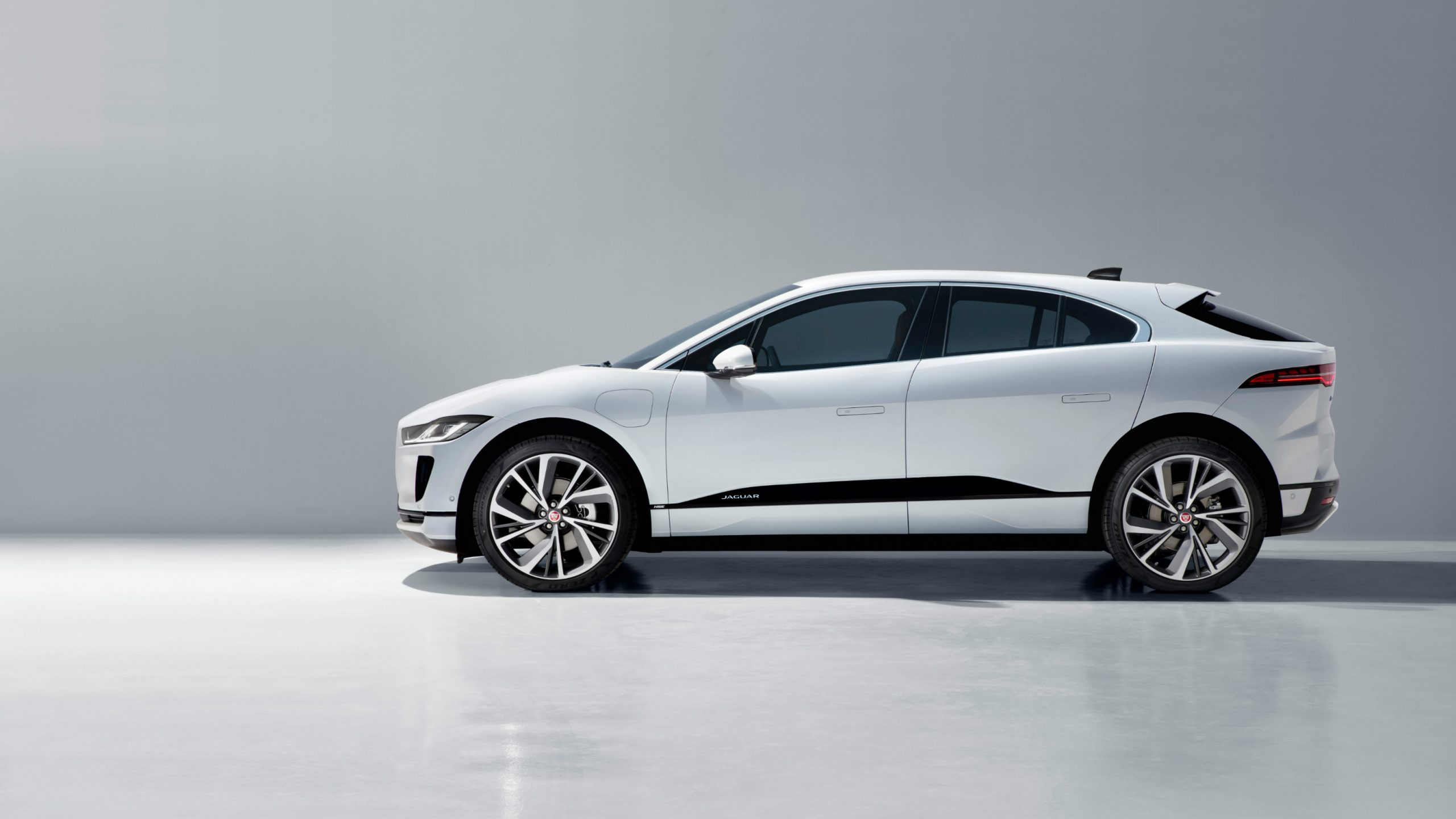 I-Pace electric crossover
