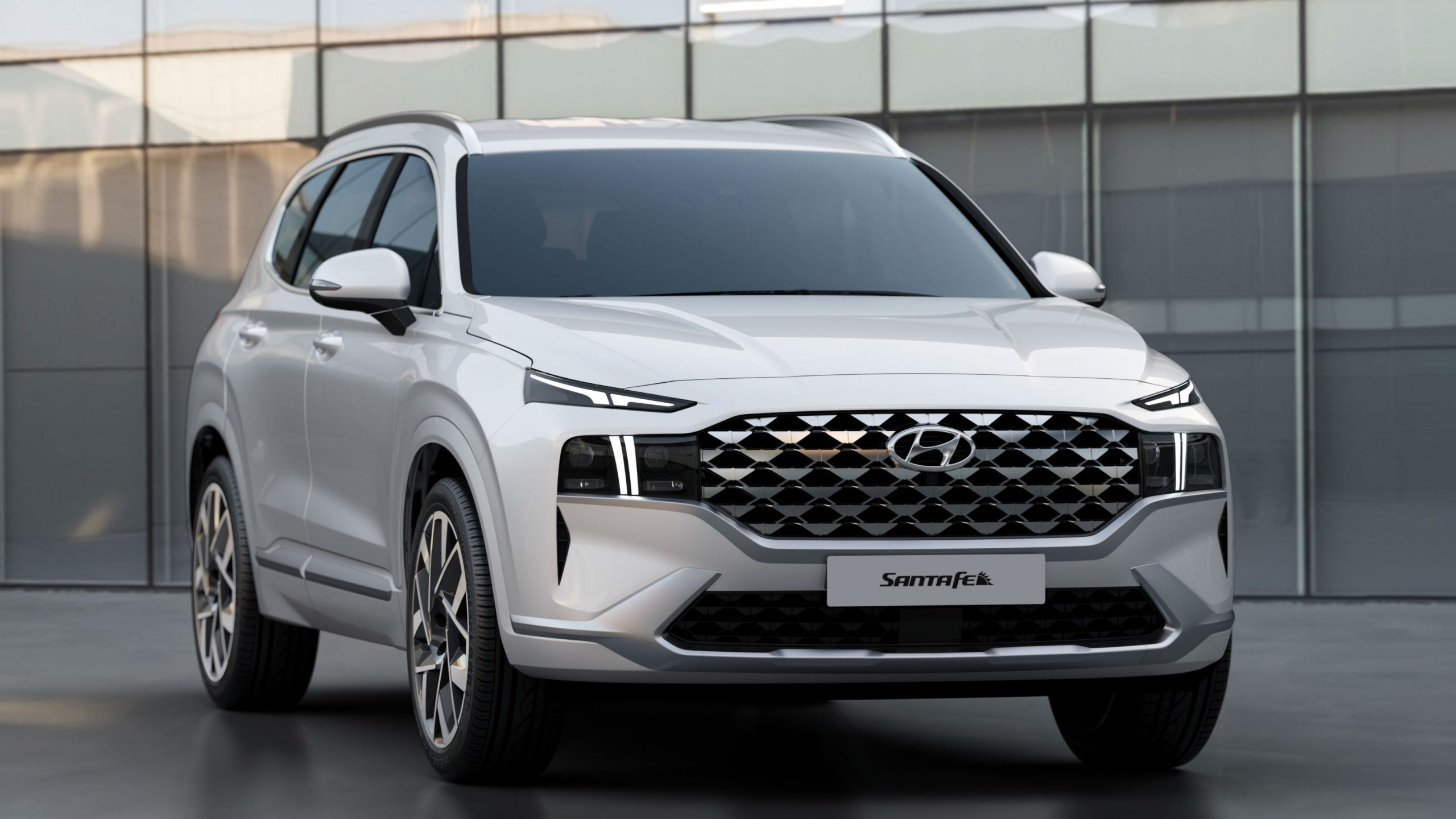 Hyundai Debuts the New Santa Fe