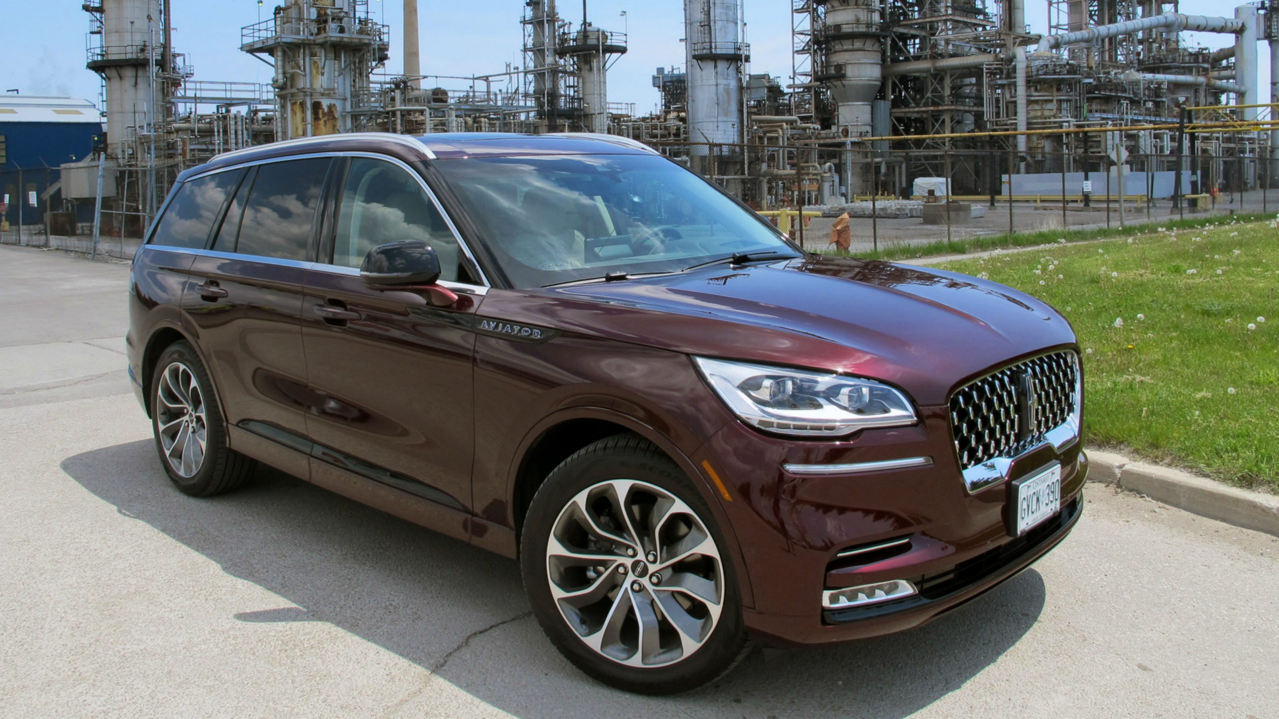 Review 2020 Lincoln Aviator PHEV