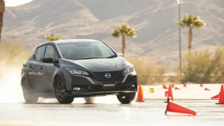 Nissan's e-4ORCE all-wheel control technology