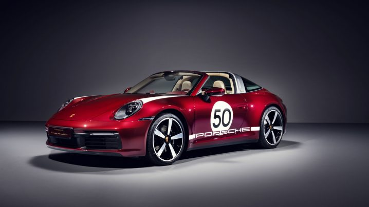 2021 911 Targa 4S