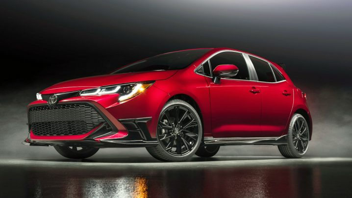 Corolla Hatchback Special Edition