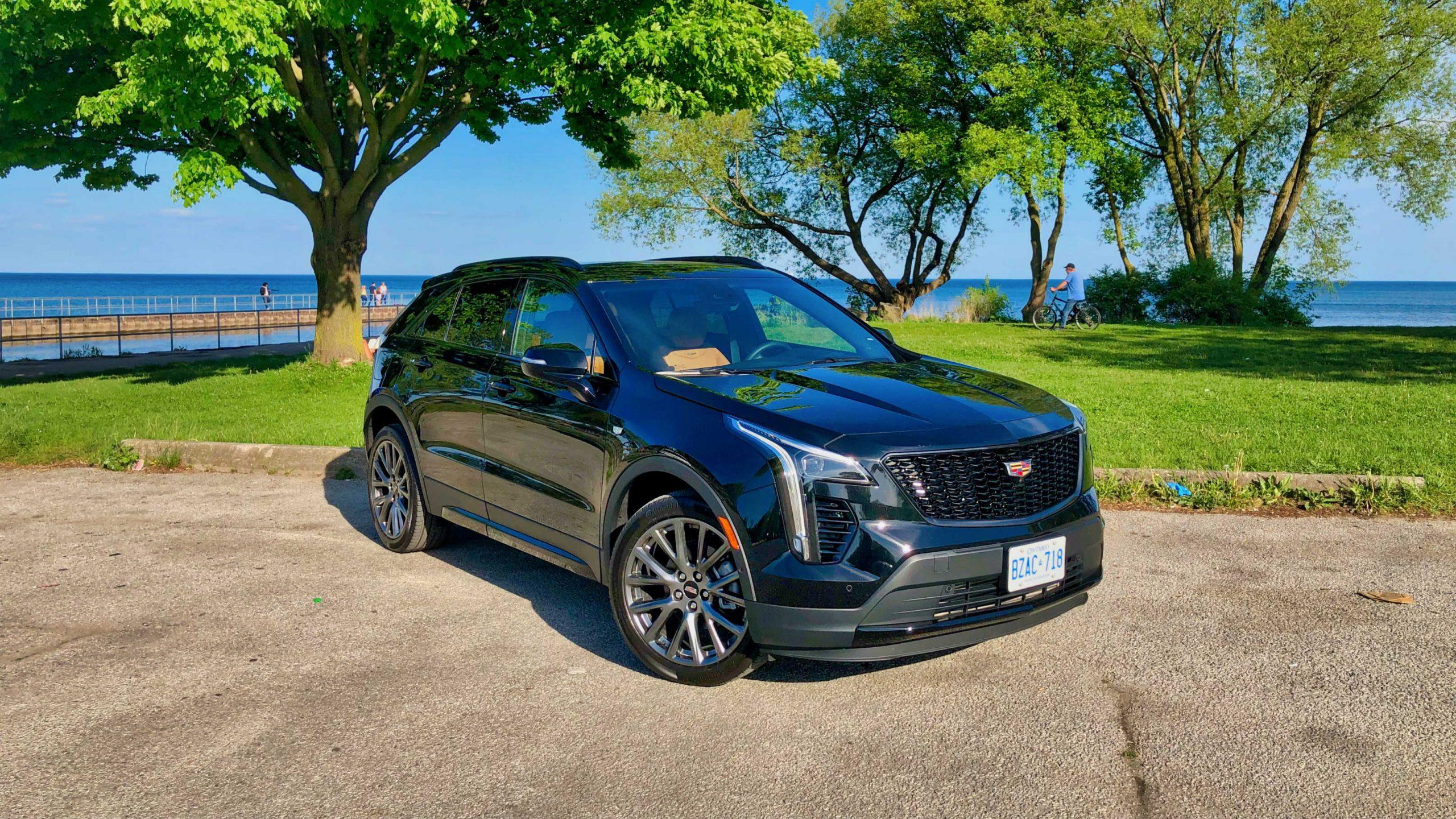 Review 2020 Cadillac XT4 Sport