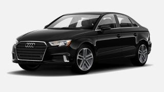 Base Camp 2020 Audi A3 Komfort