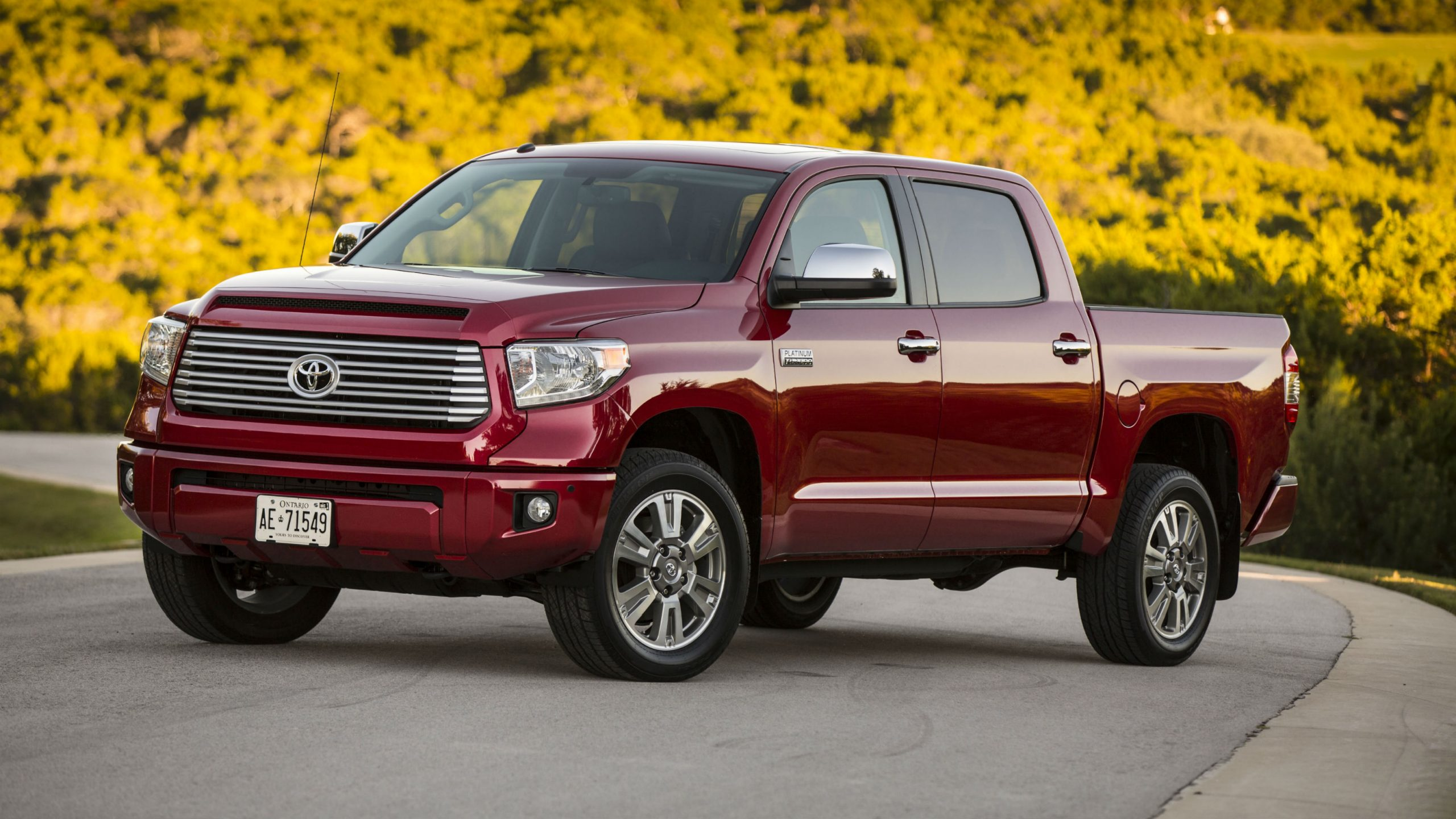 Buying Used Toyota Tundra