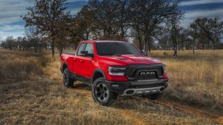 Review 2020 Ram 1500 Rebel