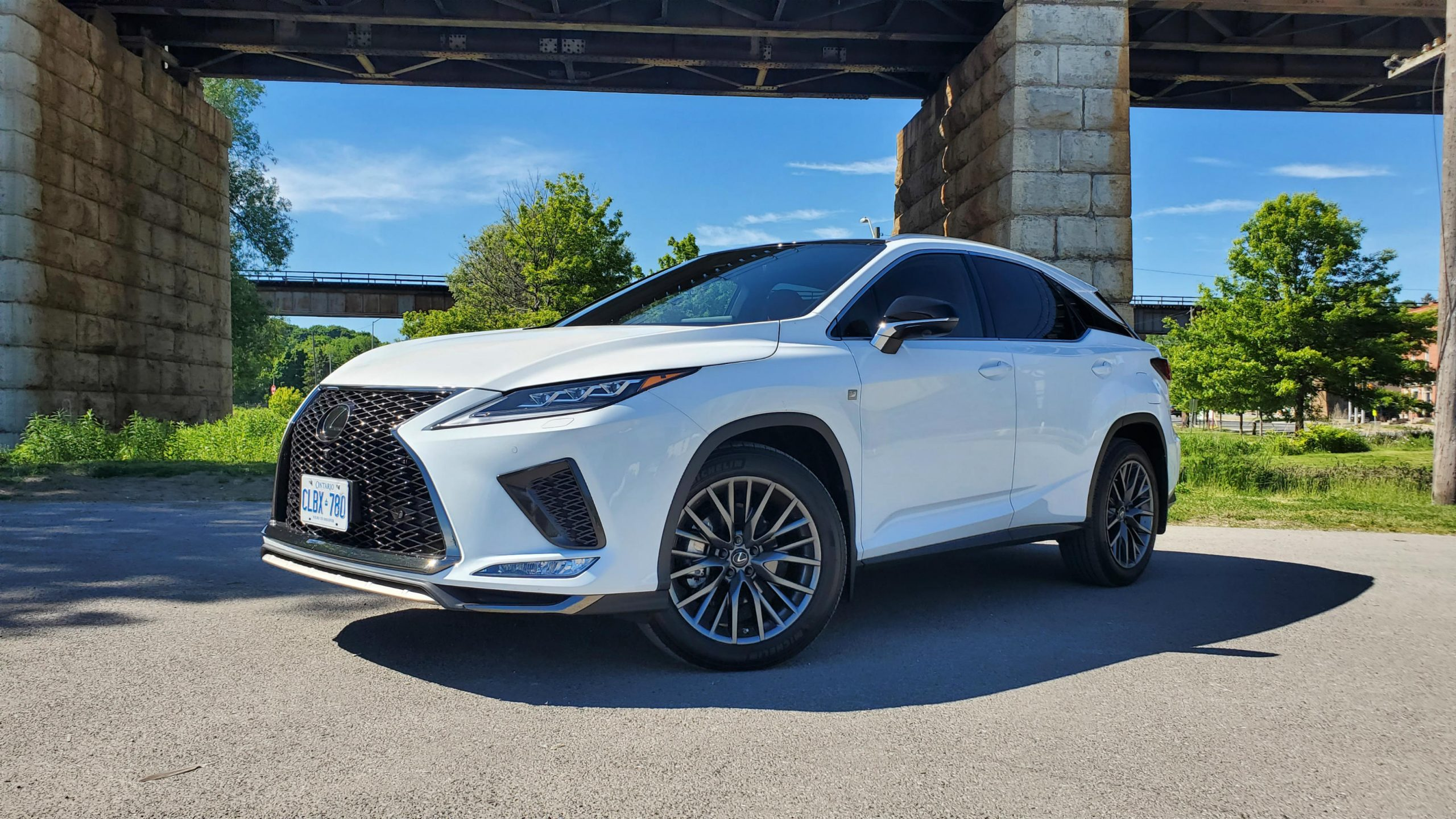 Review 2020 Lexus RX 350