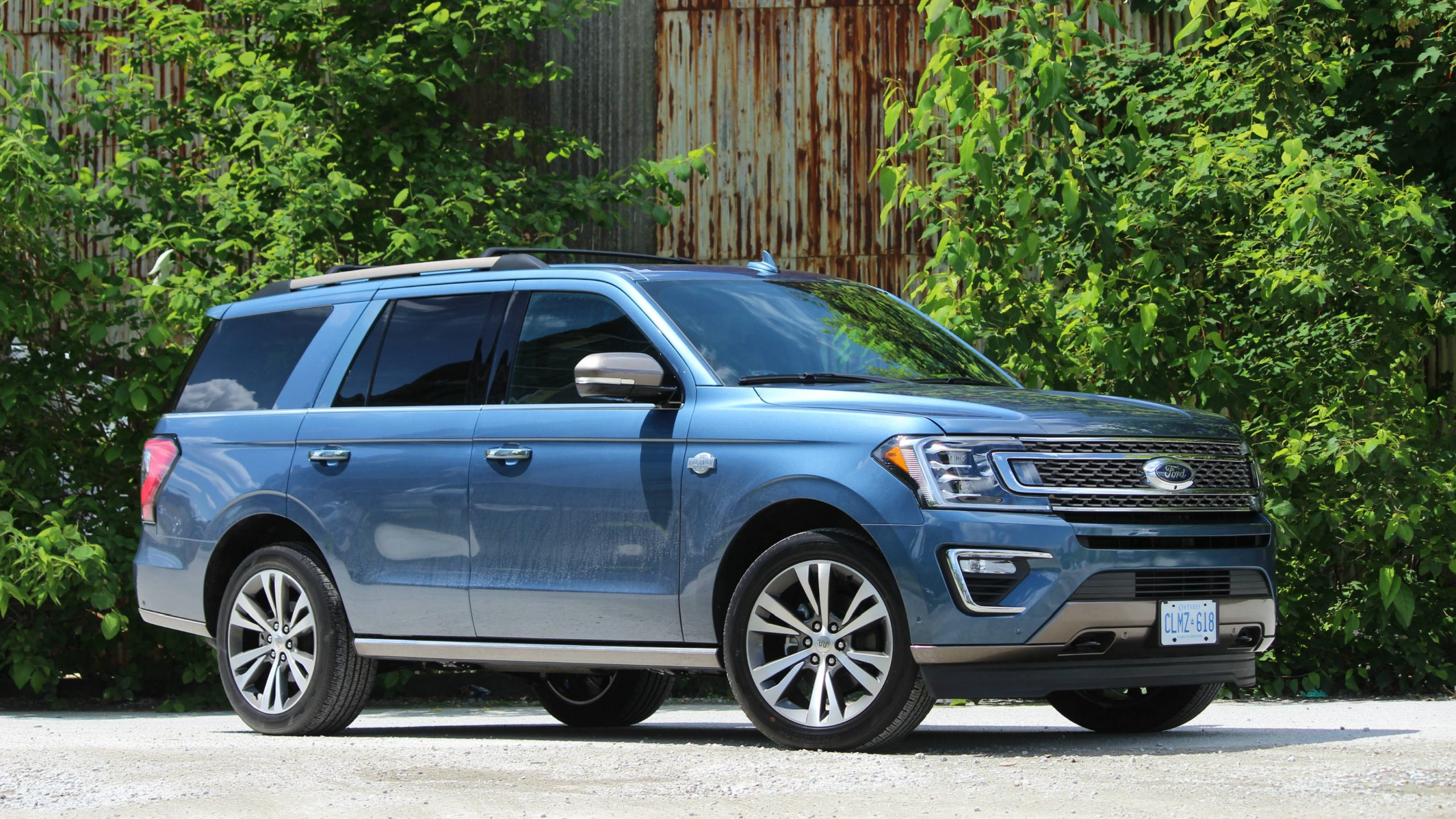 Review 2020 Ford Expedition King Ranch Wheels Ca