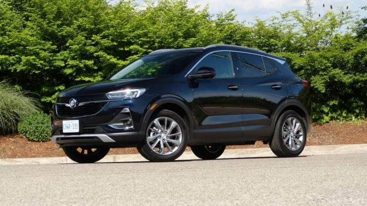 Review 2020 Buick Encore GX