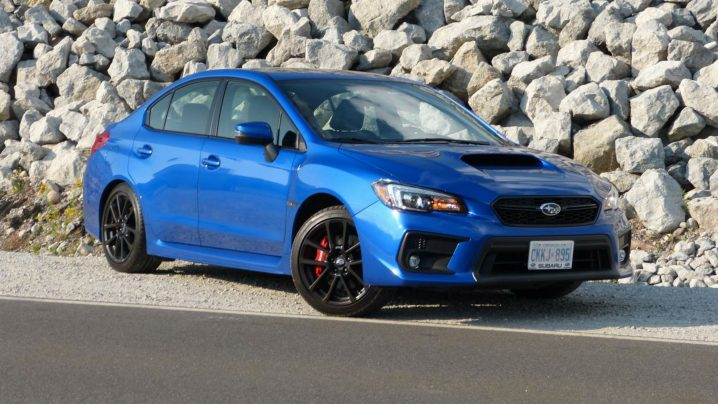 Review 2020 Subaru Impreza