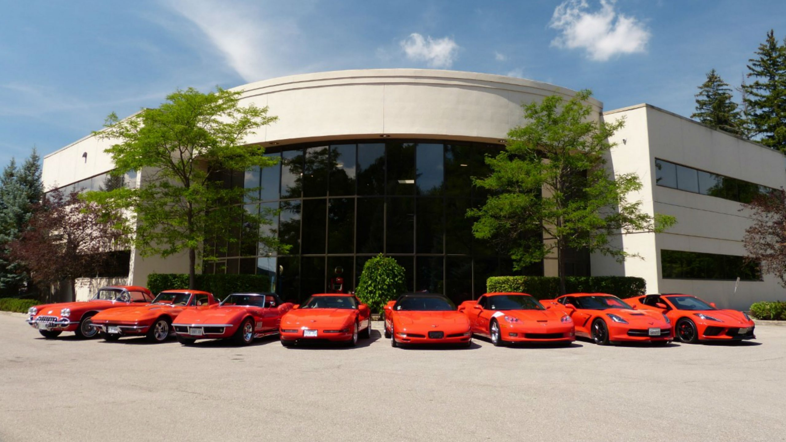 Corvette Club of Ontario