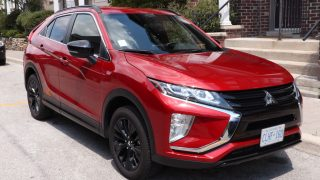 Review 2020 Mitsubishi Eclipse Cross Limited Edition S-AWC