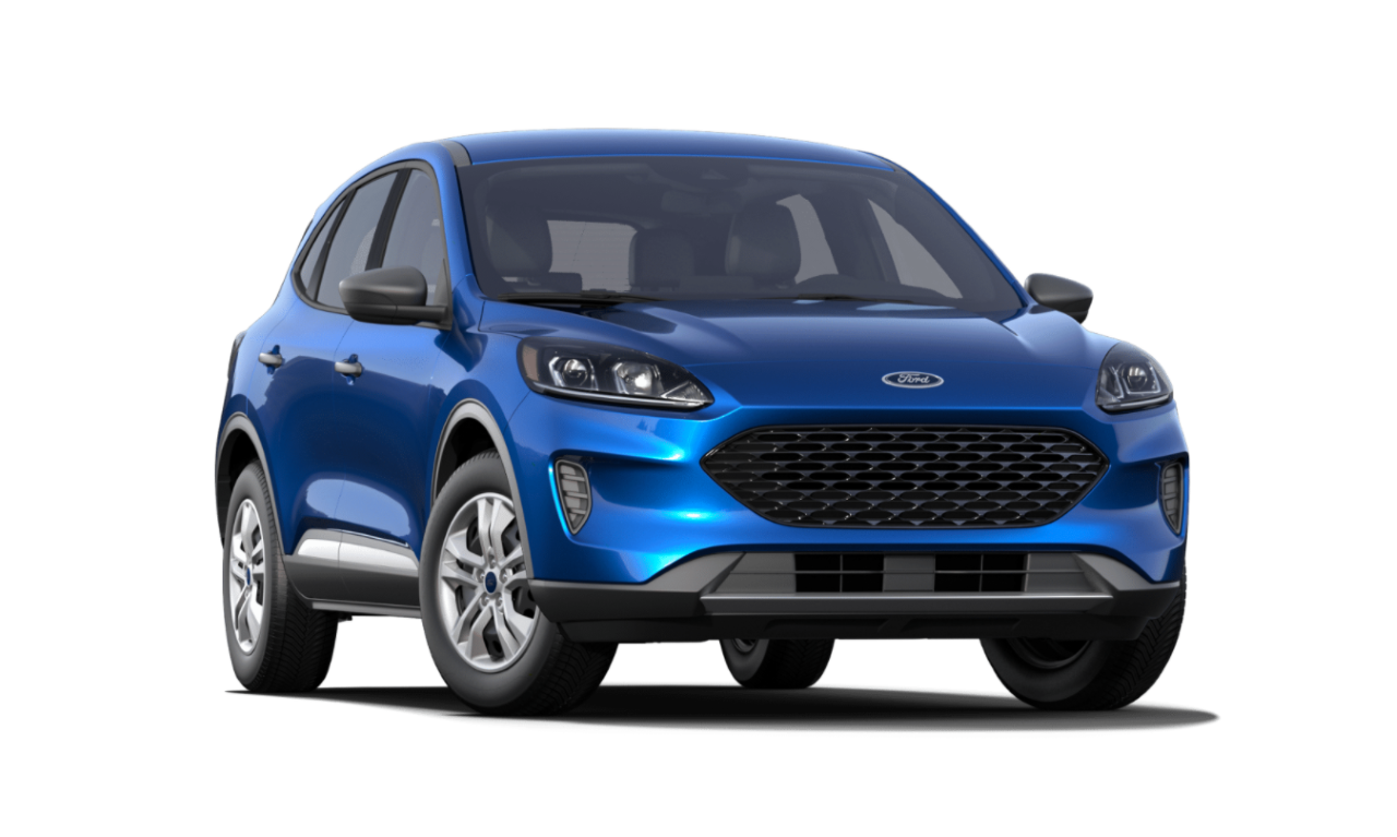 Base Camp 2020 Ford Escape S