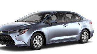 Base Camp 2020 Toyota Corolla L