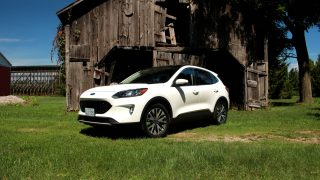 Review 2020 Ford Escape Hybrid