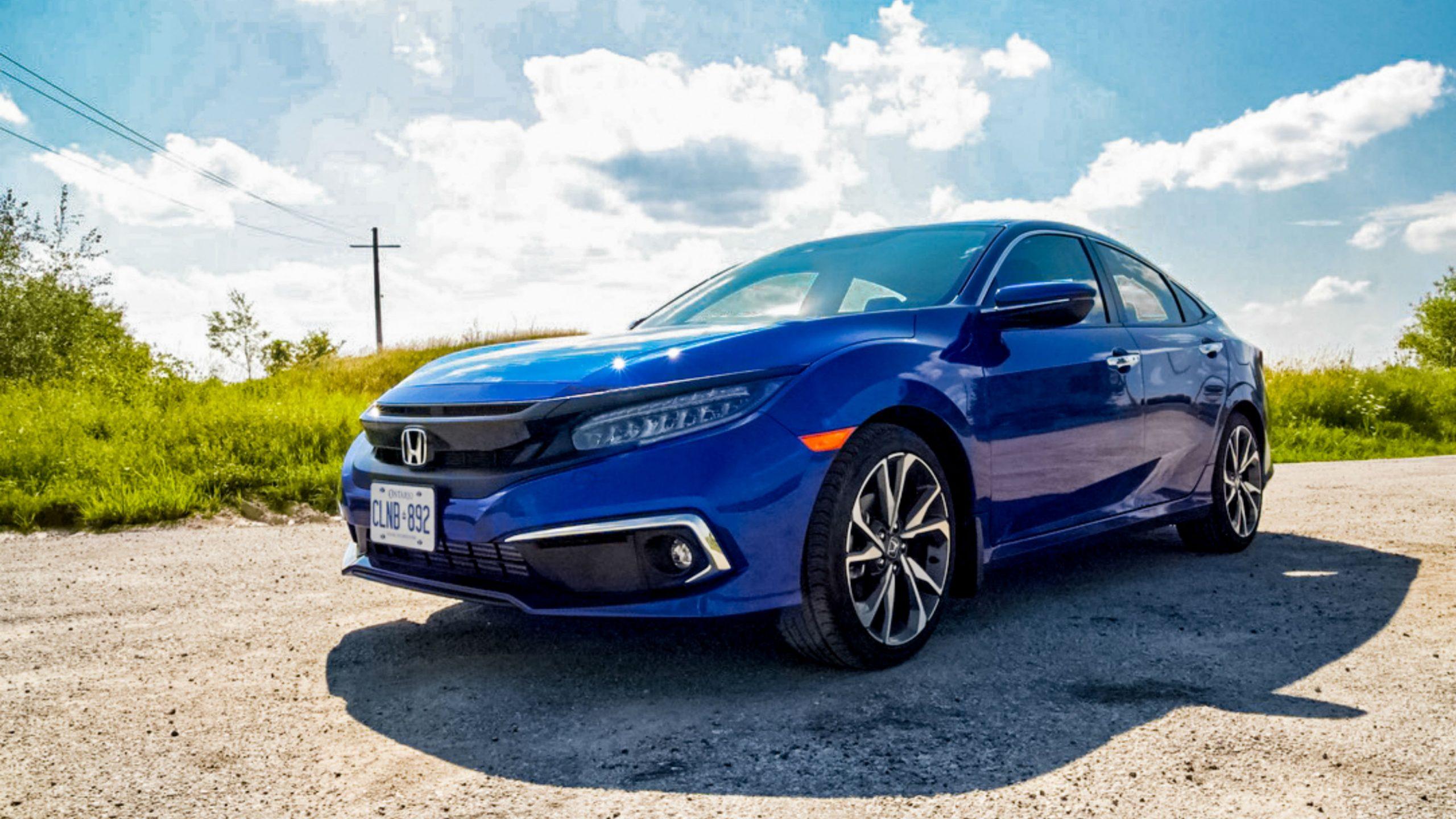 Review 2020 Honda Civic Touring Wheels Ca