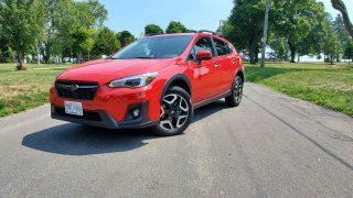 Review 2020 Subaru Crosstrek