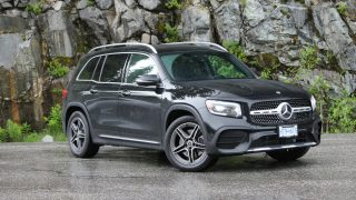 Review 2020 Mercedes-Benz GLB