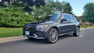 Review 2020 Mercedes-AMG GLC 43 SUV