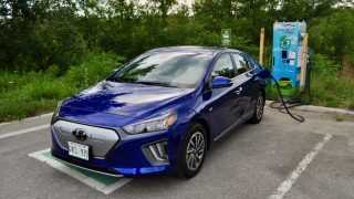 Review 2020 Hyundai Ioniq EV Ultimate