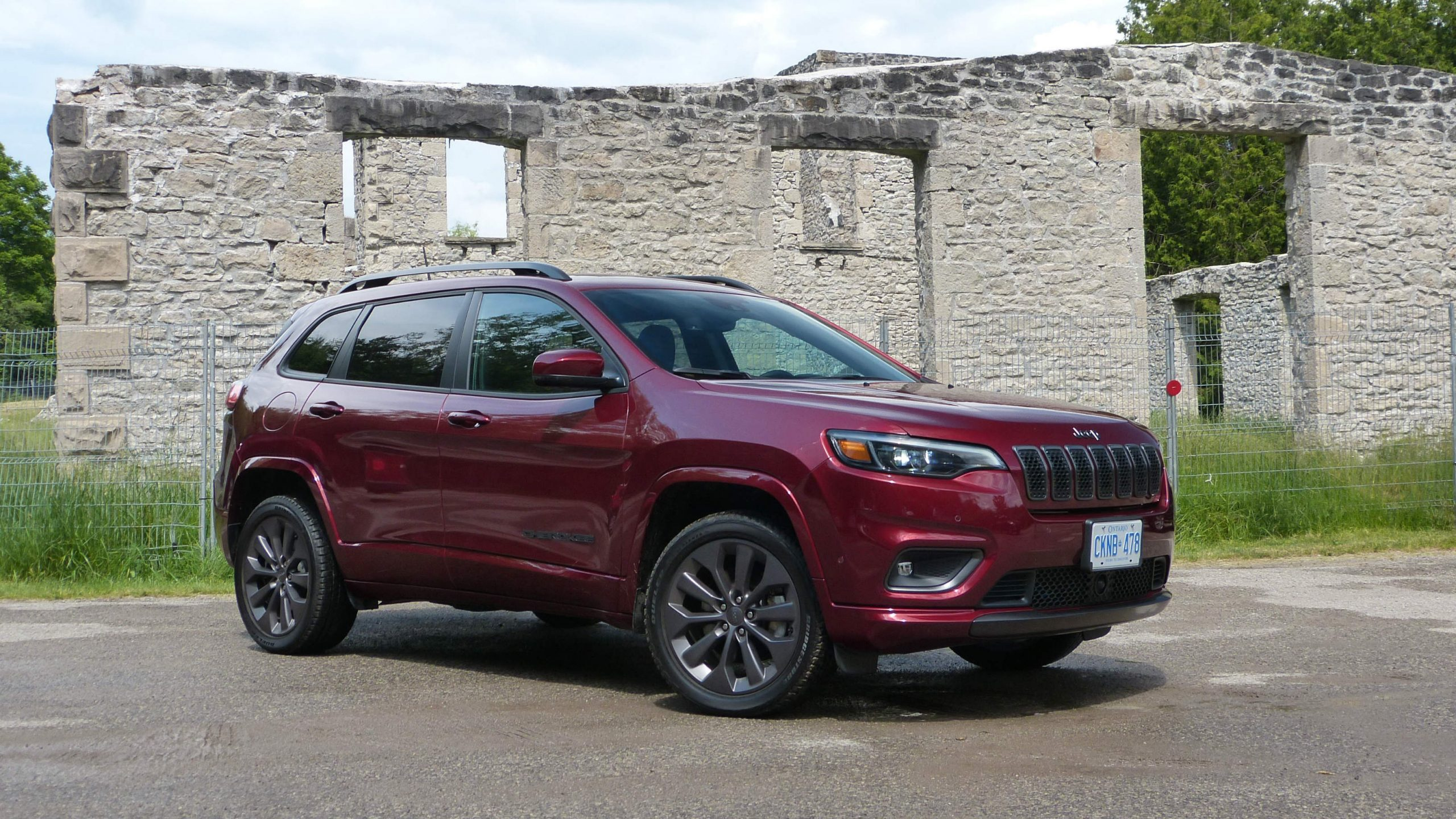 Review 2020 Jeep Cherokee