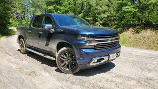 Review 2020 Chevrolet Silverado 1500 High Country