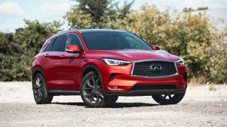 Review 2020 Infiniti QX50
