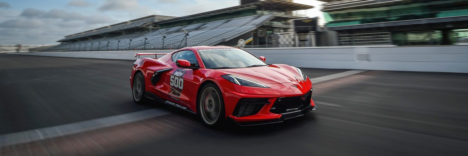 2020 Corvette Stingray To Lead Field at 104th Indy 500