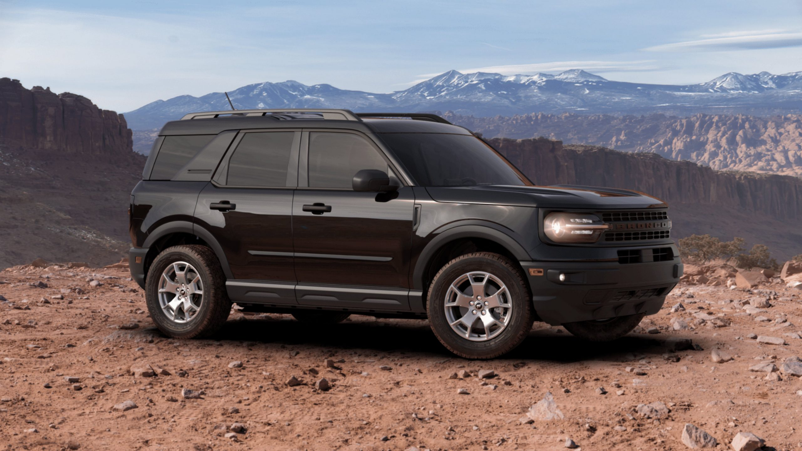 Base Camp: 2021 Ford Bronco Sport - WHEELS.ca