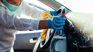 Quick Tips to Keep Your Car Clean During COVID
