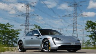 Review 2020 Porsche Taycan Turbo S