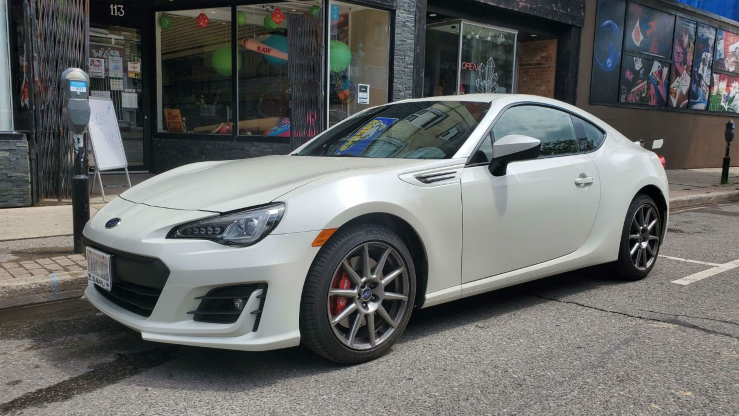 Review 2020 Subaru BRZ