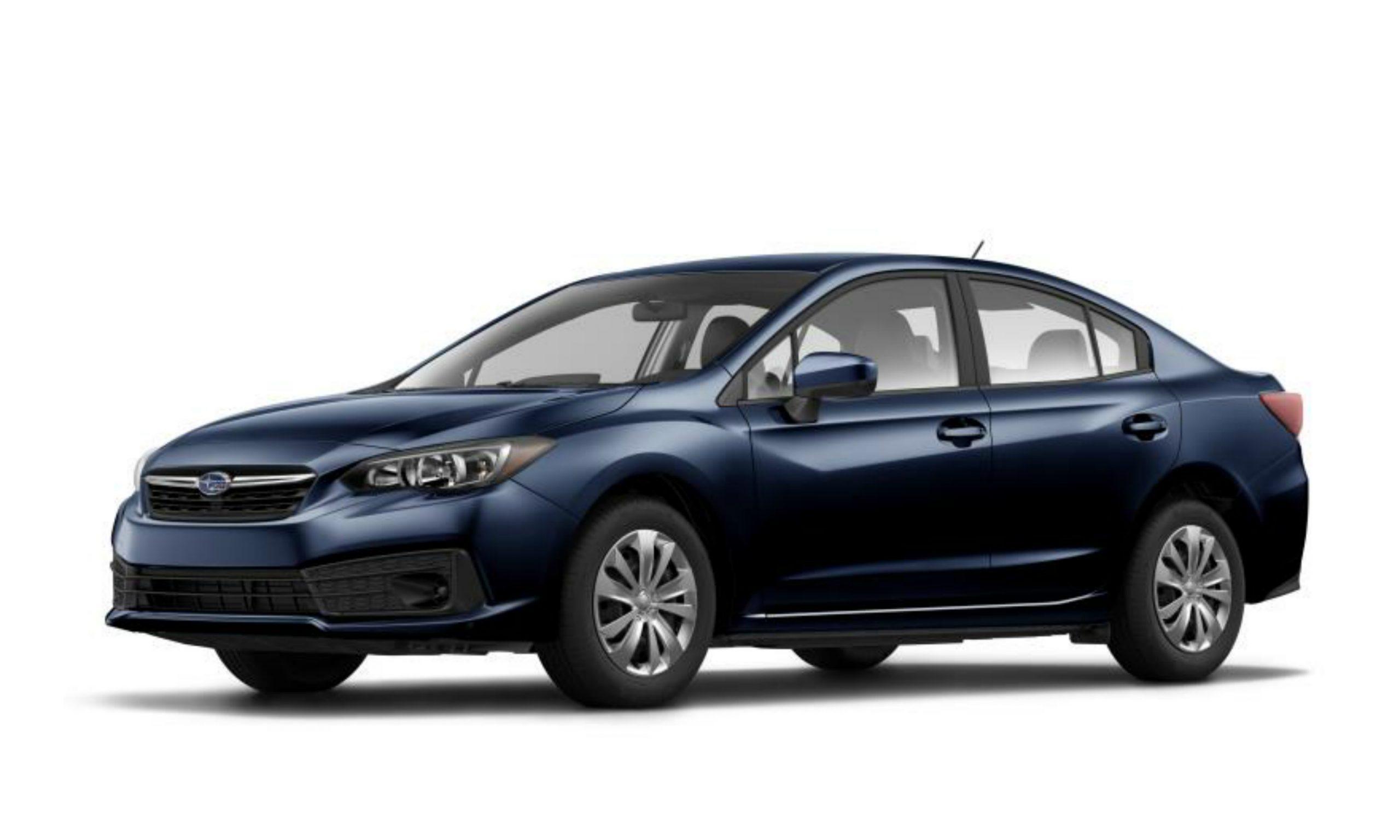Review 2020 Subaru Impreza Sedan