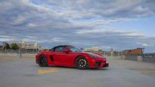 Review 2020 Porsche 718 Spyder
