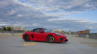 Review 2020 Porsche 718 Spyder
