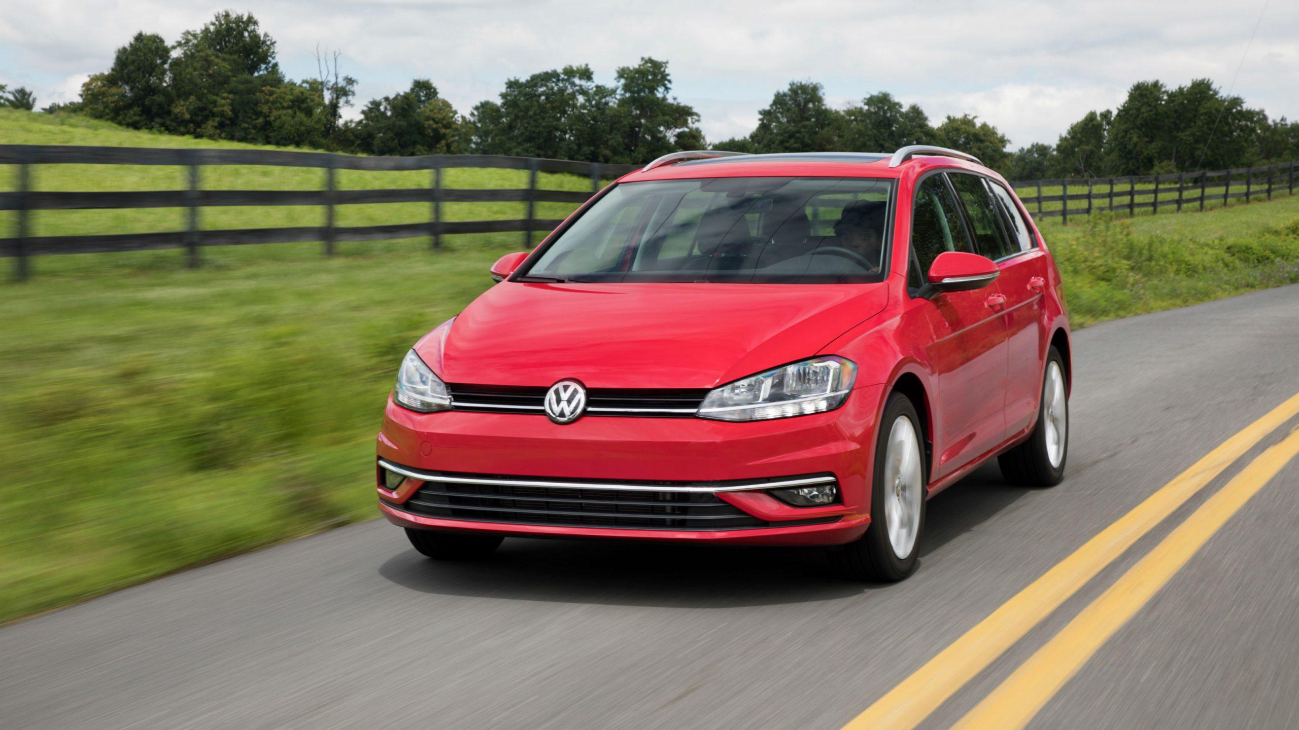 Buying Used Volkswagen Golf SportWagen