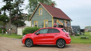 Review 2020 Fiat 500X Sport