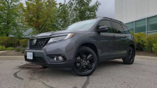 Review 2020 Honda Passport Touring