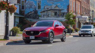 Review 2020 Mazda CX-30 GT