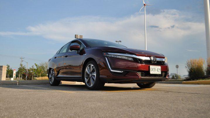 Review 2020 Honda Clarity Touring