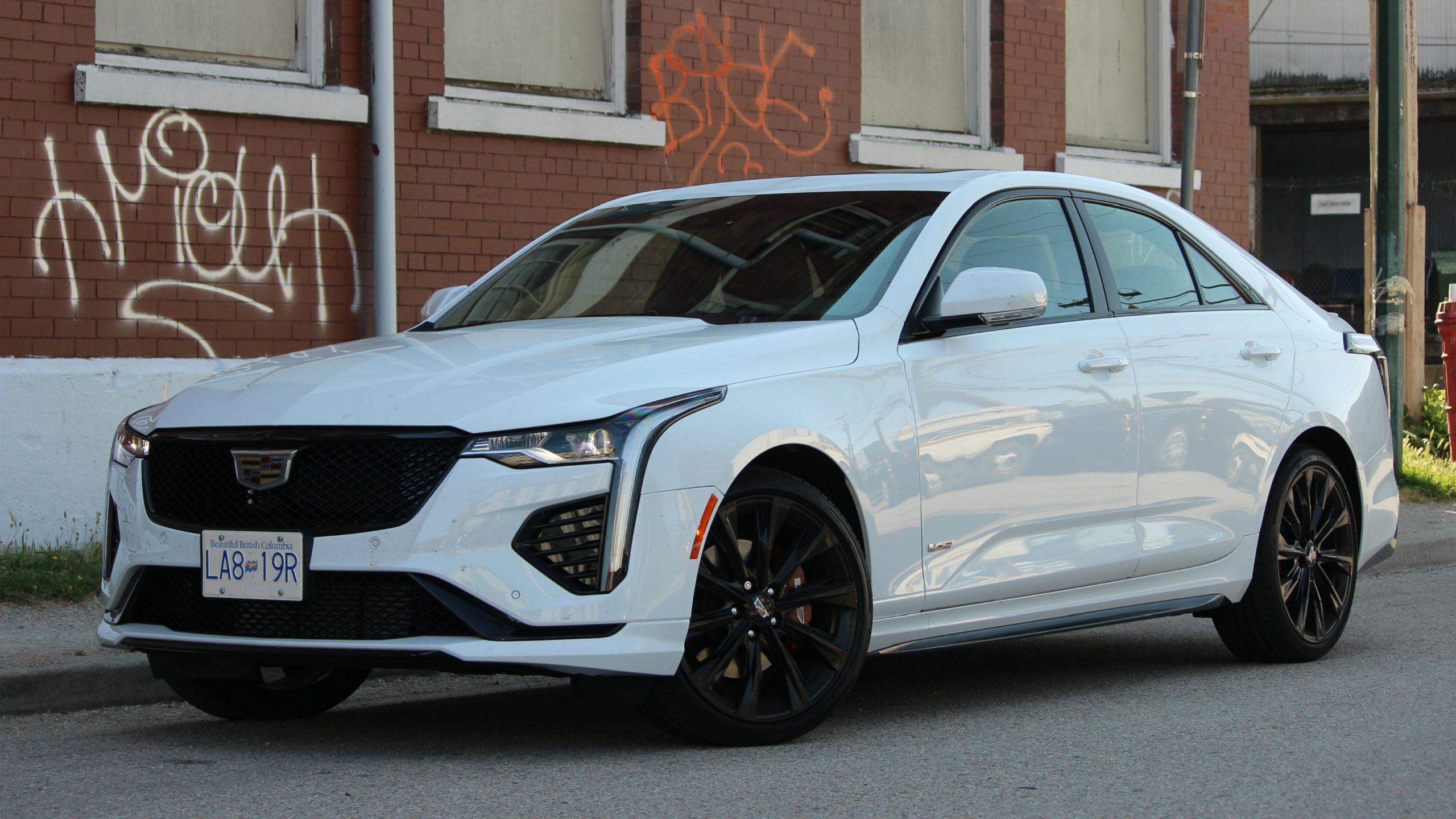Review 2020 Cadillac CT4-V