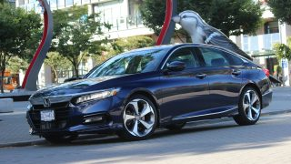 Review 2020 Honda Accord Touring