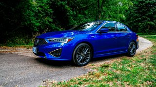 Review 2020 Acura ILX Tech A-Spec