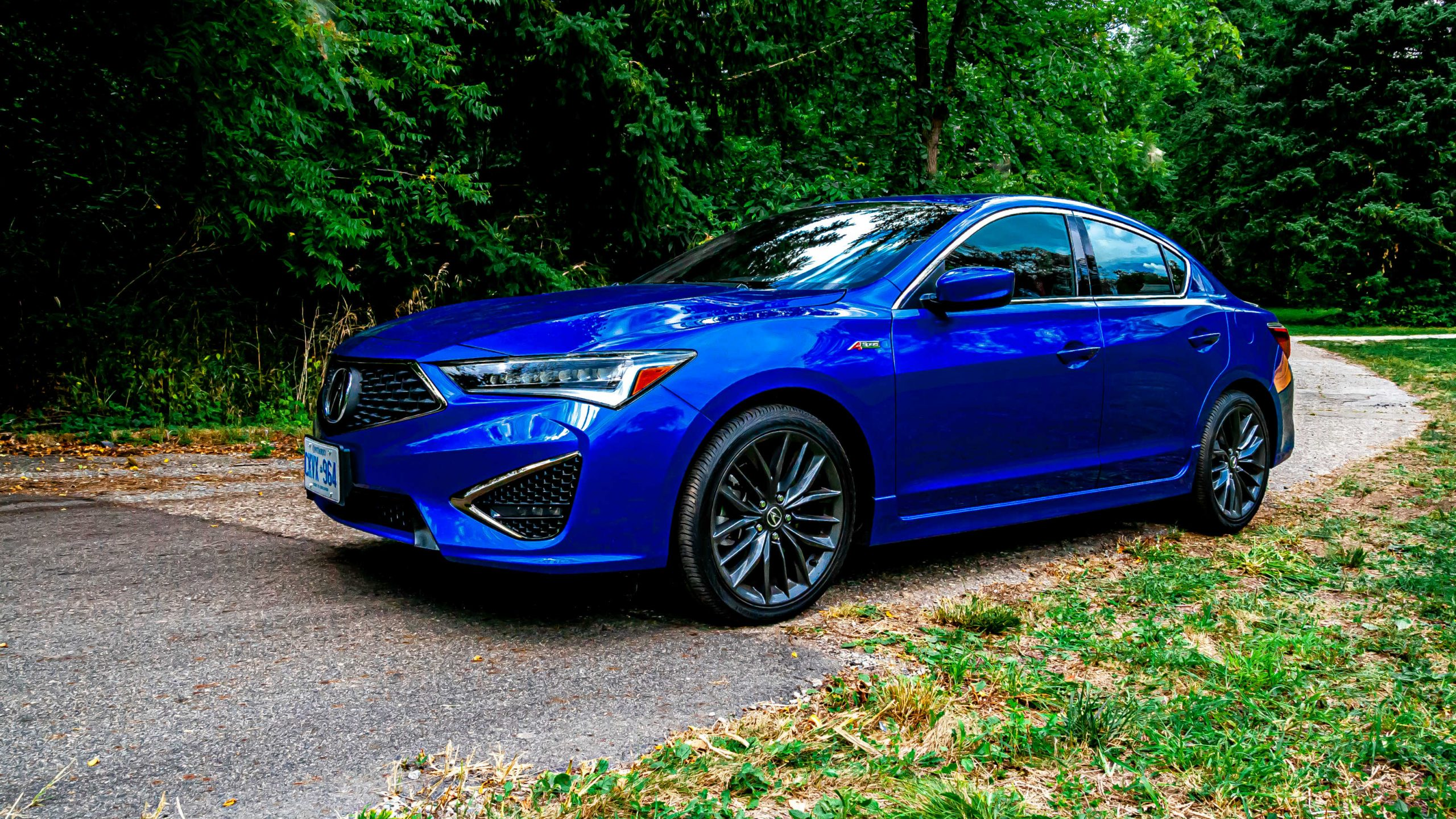 Review 2020 Acura ILX Tech A-Spec