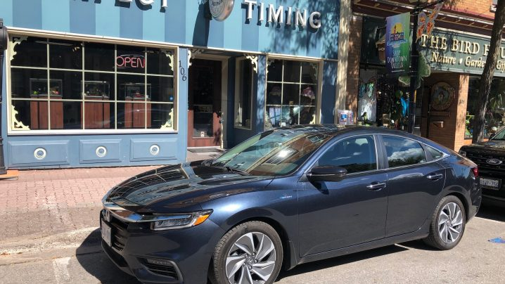 Review 2020 Honda Insight Touring