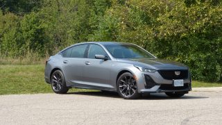 Review 2020 Cadillac CT5-V