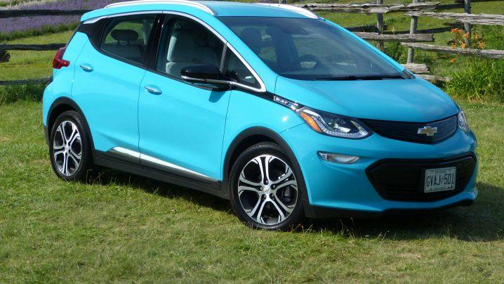 Review 2020 Chevrolet Bolt