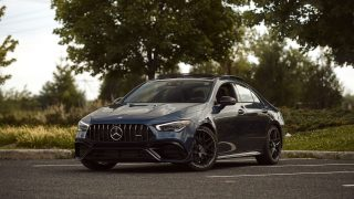Review 2020 Mercedes-AMG CLA45