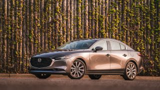 Review 2020 Mazda3 GT Sedan