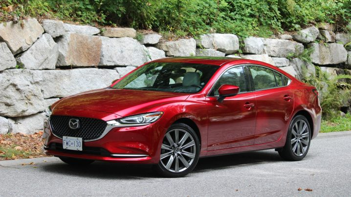 Review 2020 Mazda6 Signature
